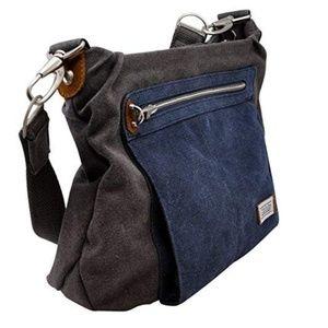 Travelon Anti-theft Heritage Pewter/Indigo Bag
